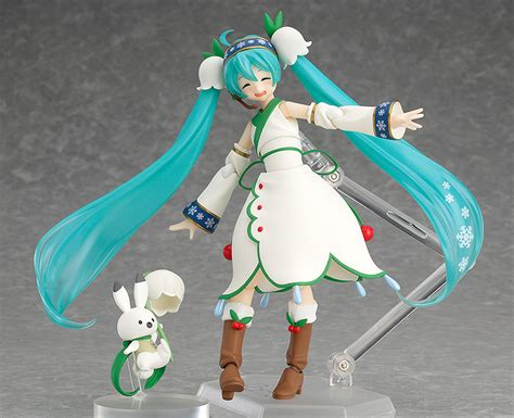 Ori Figma Snow Miku 2014 Limited Edition Festival smile company unveils their figure exclusives for winter wonfes 2015 sgcafe