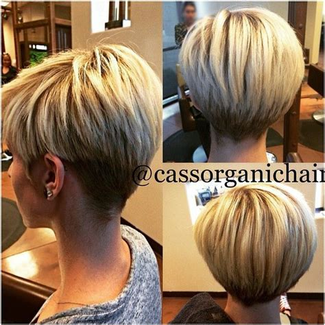 short pixie hair style with wedge in back explore short hairstyles and m hair pinterest
