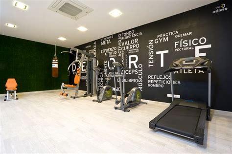 decoracion gimnasio las 25 mejores ideas sobre sala de gimnasio en y