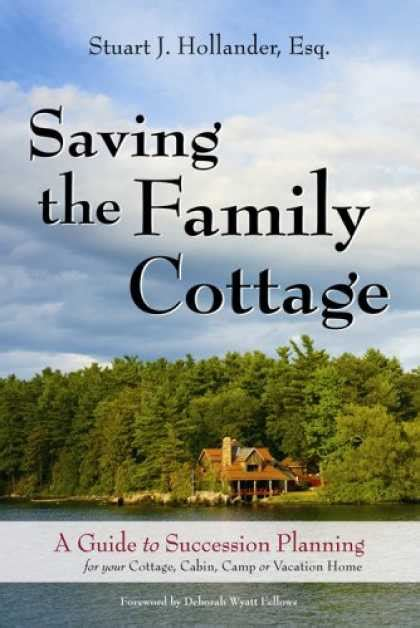 Bestsellers 2007 Covers 2800 2849 Saving The Family Cottage
