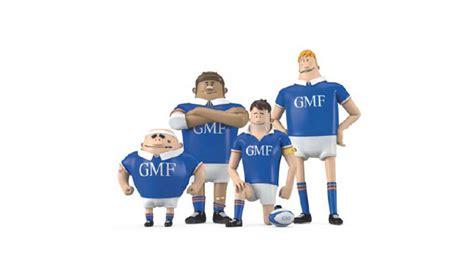 gmf assurances si鑒e social publicit 233 la gmf utilise le rugby dans sa nouvelle