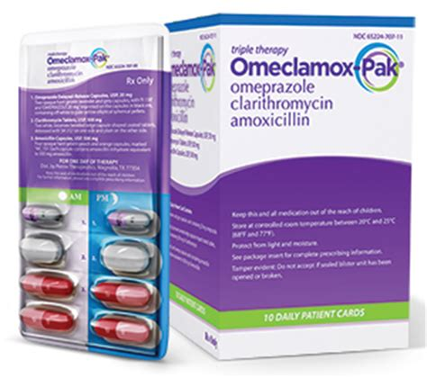 Amoxicillin 875 While Taking Detox Pils by Can Amoxicillin Clarithromycin Omeprazole Be Used In