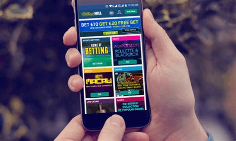 williamhill mobile william hill mobile app sports betting review ios android