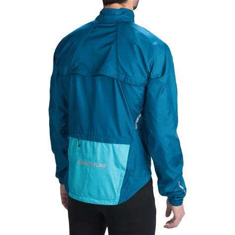 convertible cycling jacket mens pearl izumi elite barrier cycling jacket for save 44