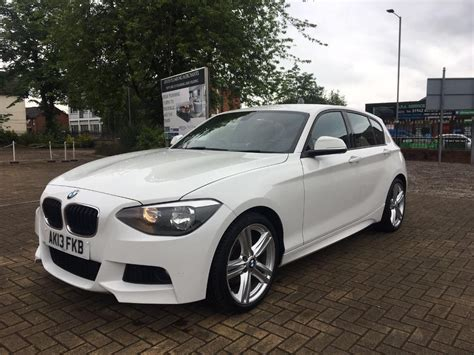 2013 13 bmw 120d m sport 5 door in leigh manchester