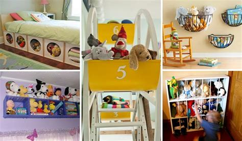 Keeps Secret Room Filled With Toys by Top 28 Clever Diy Ways To Organize Stuffed Toys