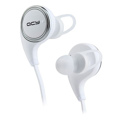 original new qcy qy8 bluetooth 4 1 headphone wireless sports stereo running earphone portable