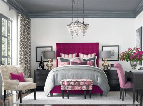 raspberry bedroom accessories raspberry accents love it from hgtv master bedroom