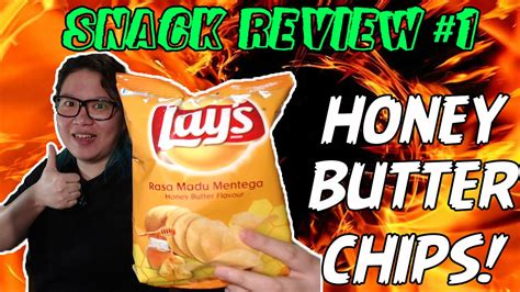 Honey Butter Chips honey butter chips snack review 1