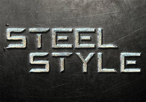 metal typography photoshop tutorial the 67 best photoshop and illustrator text tutorials of