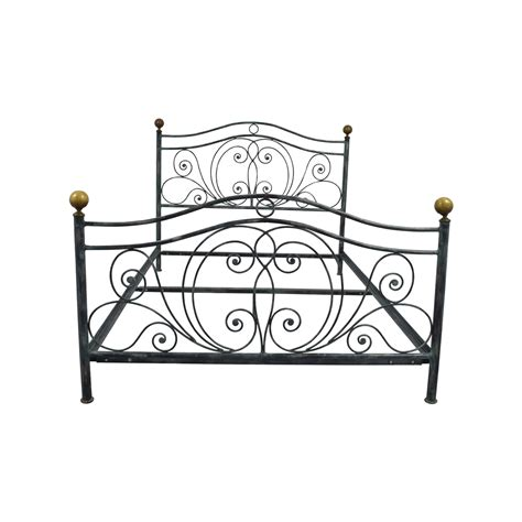 charles p rogers beds 90 off charles p rogers charles p rogers queen size iron bed beds