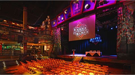 House Of Blues Interior what is the best orlando nightlife orlando us forbes