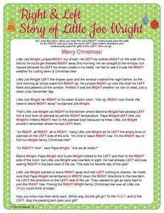 right left little joe wright christmas pinterest