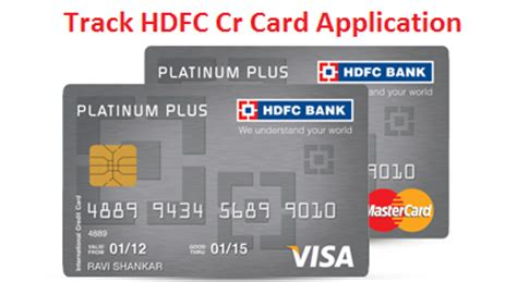 Hdfc Credit Card Cancellation Letter Address hdfc bank credit card tracking can you on