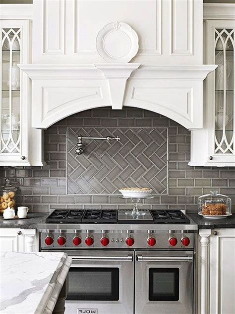 Kitchen Backsplash Tile Lowes De 25 Bedste Id 233 Er Inden For Lowes Backsplash P 229