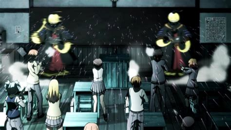 Assasination Classroom S1 assassination classroom s1 ep1 assassination time sbs