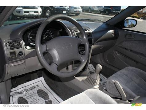 1998 Toyota Corolla Interior gray interior 1998 toyota corolla ce photo 38814788