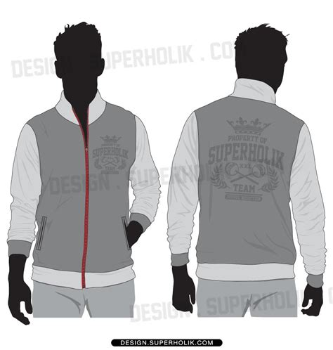 Jaket Sweater Hoodie Hoodie Form Is Temporary Home Cloth 1 fashion design templates vector illustrations and clip artstrack jacket template fashion