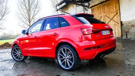 Audi Q3 Facelift by Der Schweizermacher Audi Rs Q3 Facelift Im Fahrbericht