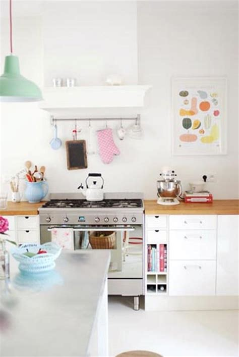 pastel kitchen 15 soft pastel colored kitchen design ideas rilane
