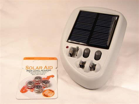 Solar Powered Hearing Aid by Newest Rechargeable Hearing Aid Batteries Available To End