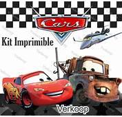 Invitaciones De Cars Gratis  Imagui