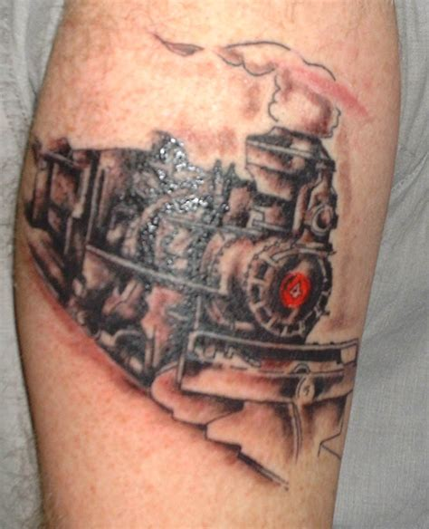railroad tattoos 1000 images about on