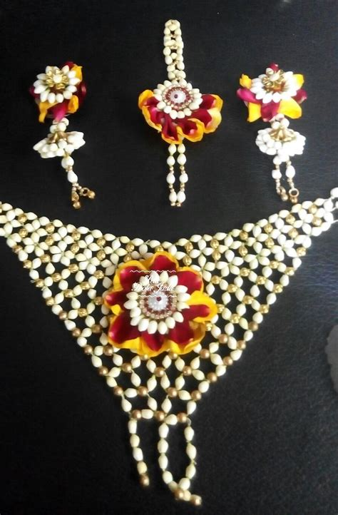 how to make flower jewelry flower jewels beautiful fresh aromatic exquisite