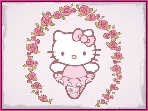 imagenes de kitty para imprimir a color tiernos y bonitos dibujos de hello kitty en color