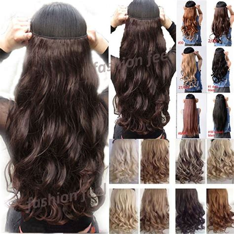 clip in hair extensions lengths curly wavy hair clip in on hair extensions 29 inch