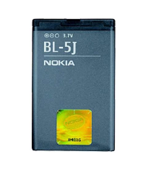 Baterai Power One Nokia 5j nokia battery bl 5j batteries at low prices snapdeal india