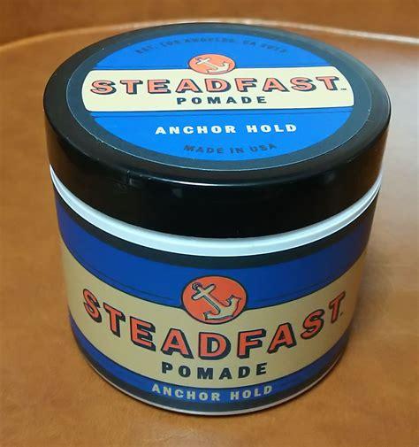 Pomade Steadfast steadfast pomade anchor hold 8ball barber supply バーバー
