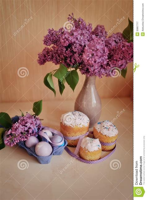 beautiful easter cakes easter cake royalty free stock photography image 30867717