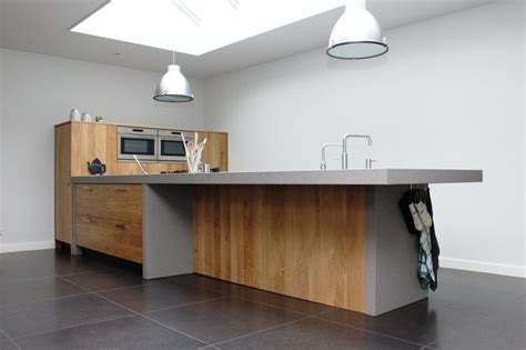 houten keuken creative kitchen backsplash ideas modern eiken keuken prachtig schiereiland met veel