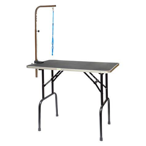 diy grooming table go pet pet grooming table with arm grooming