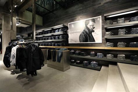 G Star opens its biggest ever store in Shanghai News : Retail (#302206)