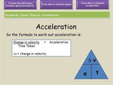 what if it does work out how a side hustle can change your books lesson 1 velocity and acceleration ppt