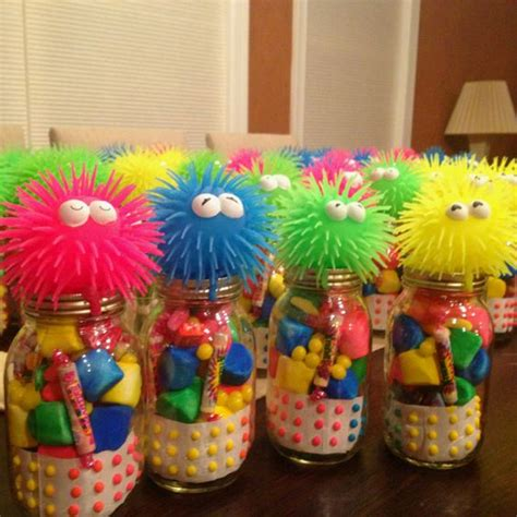 themes mekar jar 17 best images about girls neon birthday party jars