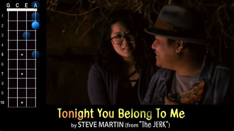 strum pattern tonight you belong to me quot tonight you belong to me quot steve martin from the jerk