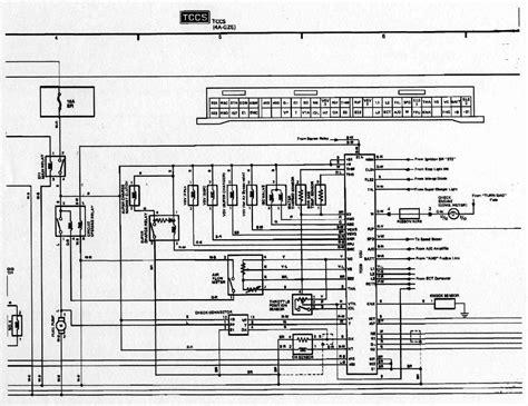 toyota mr s wiring diagram wiring diagram schemes