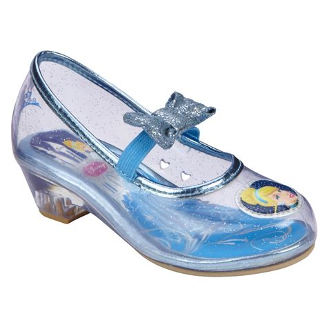 disney sneakers for toddlers disney toddler s dress shoe cinderella clear