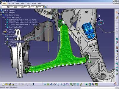 Etude Resmi catia 174 le produit virtuel formation infographie