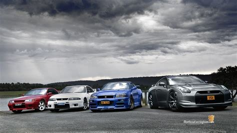 kereta skyline nissan skyline gtr r34 wallpapers wallpaper cave