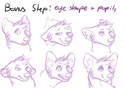 adding expression how to draw eyebrows step by step how to draw expressions furry amino