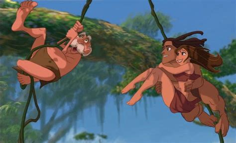 swing first vine disney daze tarzan the movie marmite man