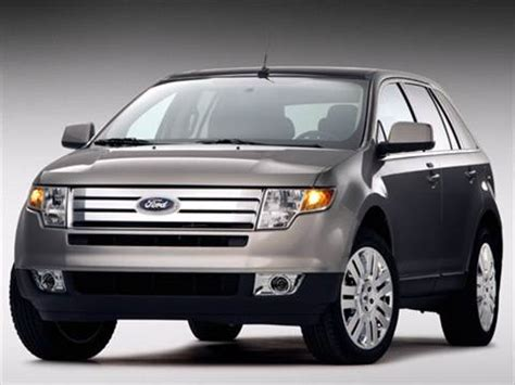 2008 ford edge pricing ratings reviews kelley blue book