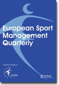 Mba Sport Management Europe by Call For Esmq 2017 Special Issue Proposals Idrottsforum Org