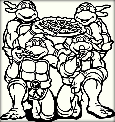 mutant turtles coloring pages 33 turtles free printable coloring pages