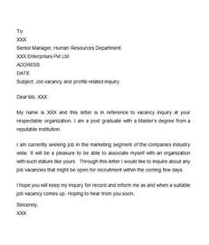Business Letter Sample Reply Enquiry inquiry letter 7 free doc download