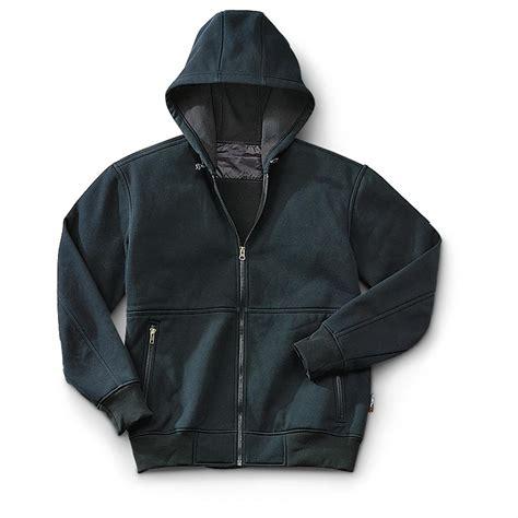 Jaket Hoody Wolverine wolverine 174 zip front hoodie sweatshirt 215603